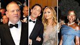 Georgina Chapman Attended The Met Gala... Brody As Ex-Husband Harvey Weinstein's Accuser Lupita Nyong'o ...