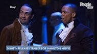 Lin-Manuel Miranda Debuts Hamilton Film Trailer — But Says Kids Sing In the Heights Around House