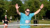 Run a 5K every day? Salisbury's Randy Scott challenged himself to help St. Jude hospital