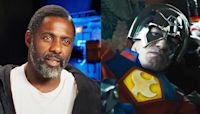 Idris Elba Says John Cena Was a 'Weird Maniac' While Filming 'The Suicide Squad' (Exclusive)