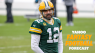 Where are we drafting Aaron Rodgers in 2021?