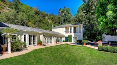 Hot Property: Katy Perry looks to sell one of her Beverly Hills homes