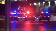 TRAFFIC UPDATE: 215, Interstate 15 interchange reopens following deadly motorcycle crash overnight