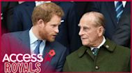 Prince Harry Honors Late Grandfather Prince Philip In Sweet Earth Day Message