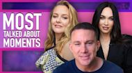 Most Talked About Moments | Channing Tatum, Megan Fox & Alicia Silverstone