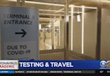 Health Experts: Negative Test For Travelers Is Not Foolproof