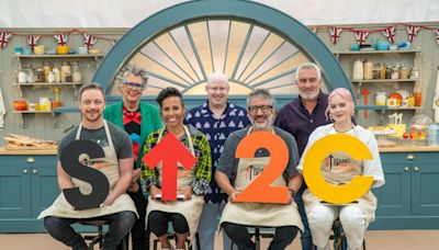 The Great Celebrity Bake Off 2021 line-up: meet the contestants supporting Stand Up To Cancer