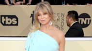 Goldie Hawn Gets Candid About Her Past Battle With Depression