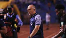 Coito fired as Honduras' coach, replaced by Gómez.