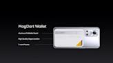 realme 推出類似蘋果 MagSafe皮革卡套 的磁吸配件 並加入立架設計 - Cool3c