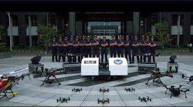 台中警局AI無人機隊成軍 治安如虎添翼 | 地方 | NOWnews今日新聞