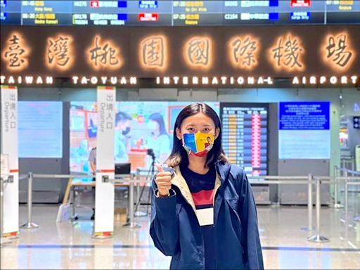 台灣女排隊長張瓈文 旅外征戰哈薩克