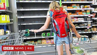 英國二氧化碳供應造成超市食品短缺的來龍去脈