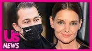 Katie Holmes' Ex Emilio Rejoins Raya, Parties With Friends After Split