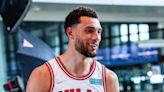 """Zach LaVine as Bulls enter training camp: """"This is the most excited I've been.""""   Chicago Bulls"""