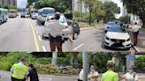 警大埔將軍澳打擊單車及交通違例 3日發46張傳票