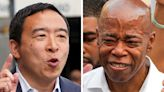 New York mayoral election: Yang out as ex-police officer leads primary