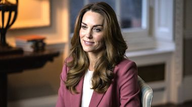 Kate Middleton Shares Passion for Helping Families in Speech About Creating 'More Nurturing Society'