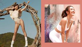 《全民造星III》Alina如何維持長腿纖腰好身材?6大方法大公...