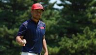 American Xander Schauffele wins Olympic men's golf tournament