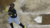 Brubaker pitches Pirates past Brewers 6-1 in series opener