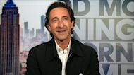 Adrien Brody talks about new horror series, 'Chapelwaite'