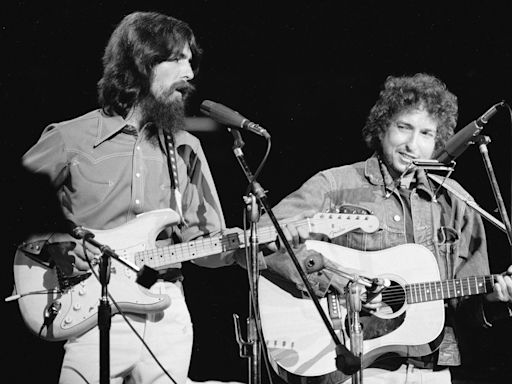 Bob Dylan Just Released the Ultra-Rare 1970 'George Harrison Sessions' Without Warning