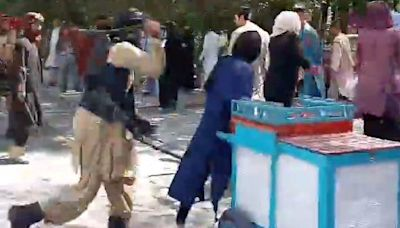 The Taliban has robbed Afghan women of work, school and safety
