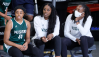 Nneka Ogwumike roster drama doesn't distract U.S. in win over Nigeria