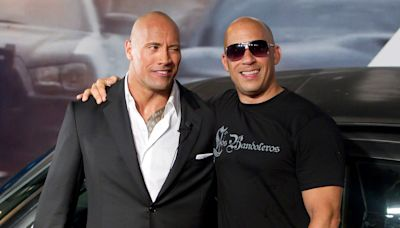 Dwayne Johnson 'Laughed Hard' at Vin Diesel's Recent Comments About Their Fast & Furious Feud