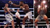 AJ reveals why he tried to outbox Usyk… but says he knows 2 ways to win rematch
