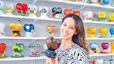 陳凱琳為慈善網上教整蘿蔔糕