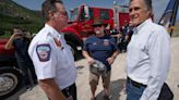 Fires are intensifying, and Utah Sen. Mitt Romney wants a new national strategy to fight them