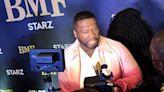 50 Cent joins cast of Starz' 'BMF' at Royal Oak premiere