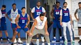 Ben Simmons continues to re-integrate, but his status for the Sixers season opener remains unclear