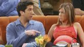 Jennifer Aniston reveals the text messages she received following David Schwimmer dating rumors