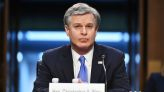 No evidence U.S. Capitol rioters belong to antifa movement, FBI chief Wray testifies
