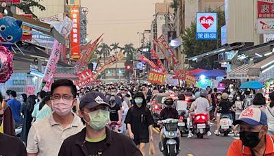 可怕!嘉義文化路夜市擠爆 「不給烤肉也是群聚」 | 蘋果新聞網 | 蘋果日報