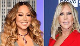 Mariah Carey, More Stars Get Creative With Birthday Cakes in Quarantine
