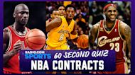 Can you pass this NBA contracts quiz?