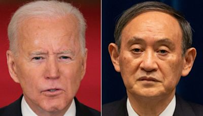 Japan PM heads to Washington with China topping agenda