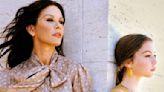 Catherine Zeta-Jones and look-alike daughter, Carys Douglas, 16, star in new Fendi campaign