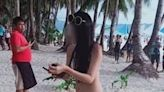 Boyfriend of Taiwanese tourist fined over tiny bikini speaks out: 'Please don't blame her'