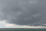 Dark Clouds Loom as Severe Thunderstorm Warned in Darwin