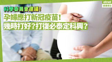 【專家拆解】科學委員會建議孕婦接種新冠疫苗!「陀穩」胎兒才接種?打復必泰定科興?|健康好人生 health