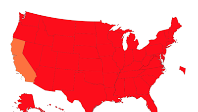 California coronavirus cases dropping, CDC says