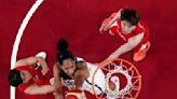 Olympics-Basketball-U.S. women overcome Japan, China edge Australia