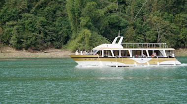 曾文水庫觀光遊艇重新開放 嚴格執行每艘限搭乘25人 | 蕃新聞