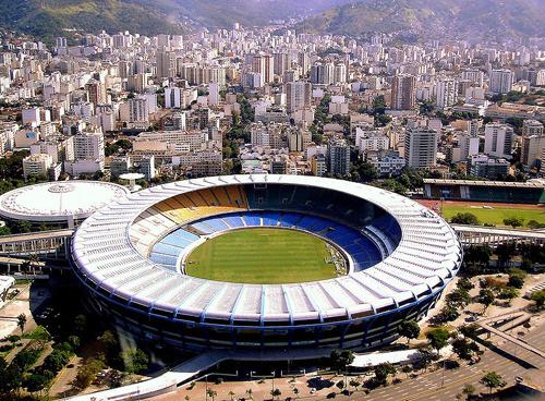 2016 Rio de Janeiro Olympic Stadium
