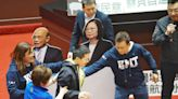 國民黨三度杯葛蘇貞昌報告 民進黨剩何志偉一人在場